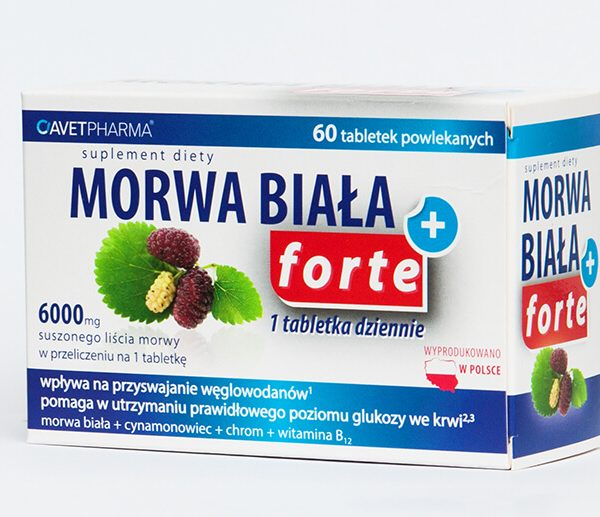 Morwa Biała Plus Forte