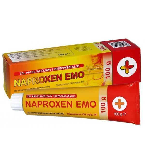 Напроксен Эмо 10% гель