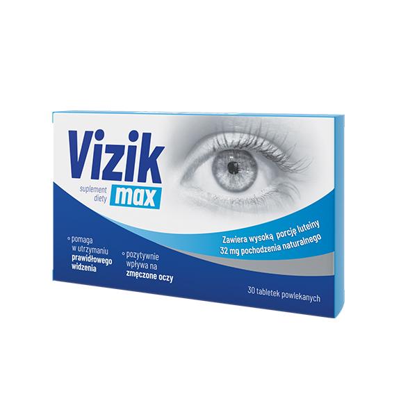 Вітаміни для очей Візік Макс (Vizik Max)